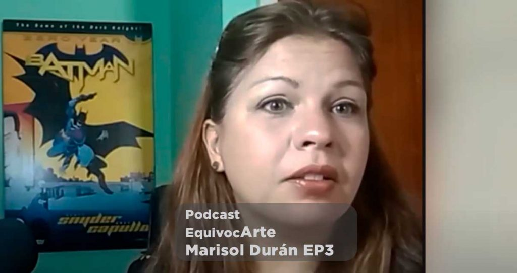 Equivocarte Podcast | Marisol Durán EP3